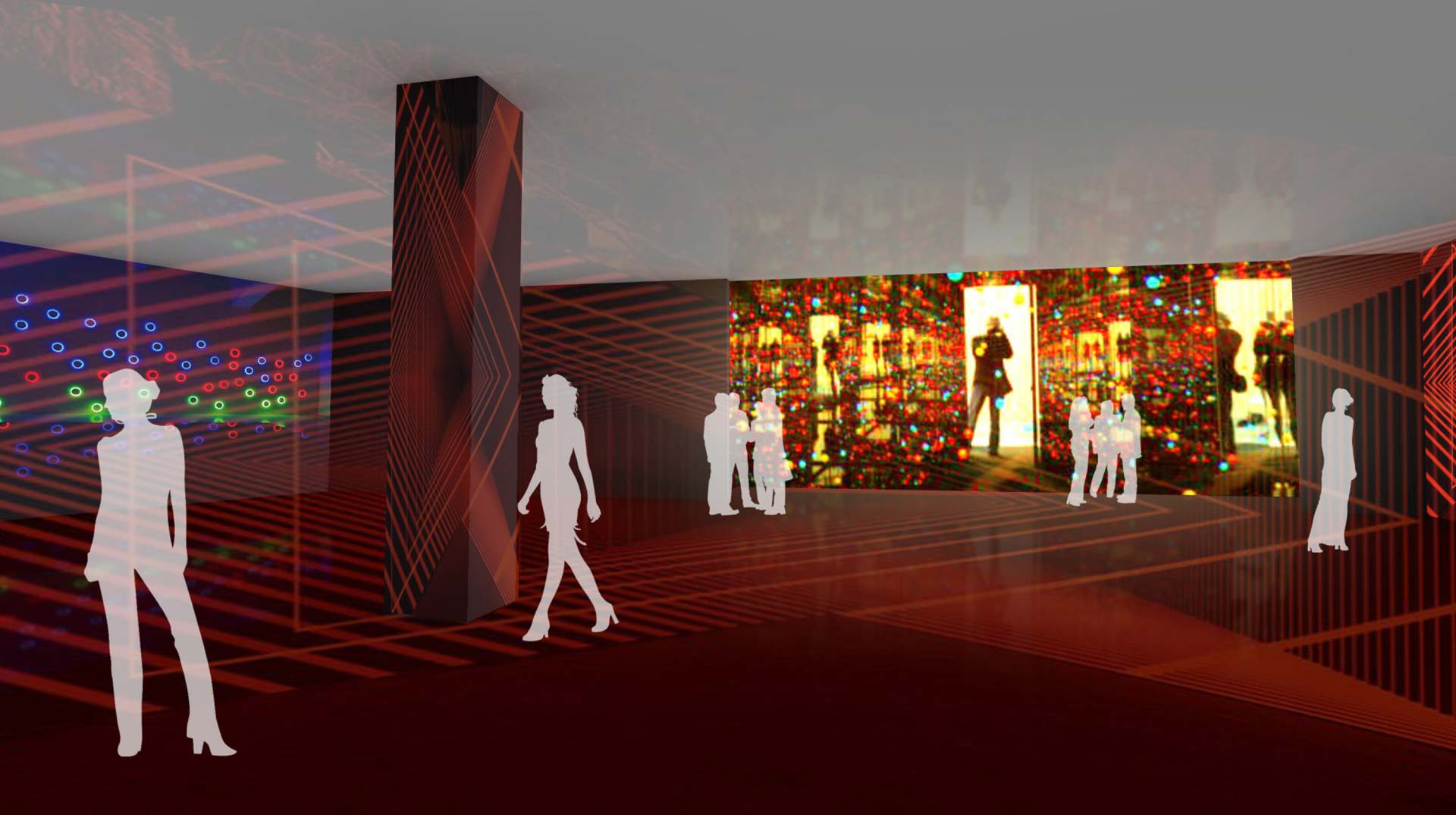 Concept for The Digital Arts Museum