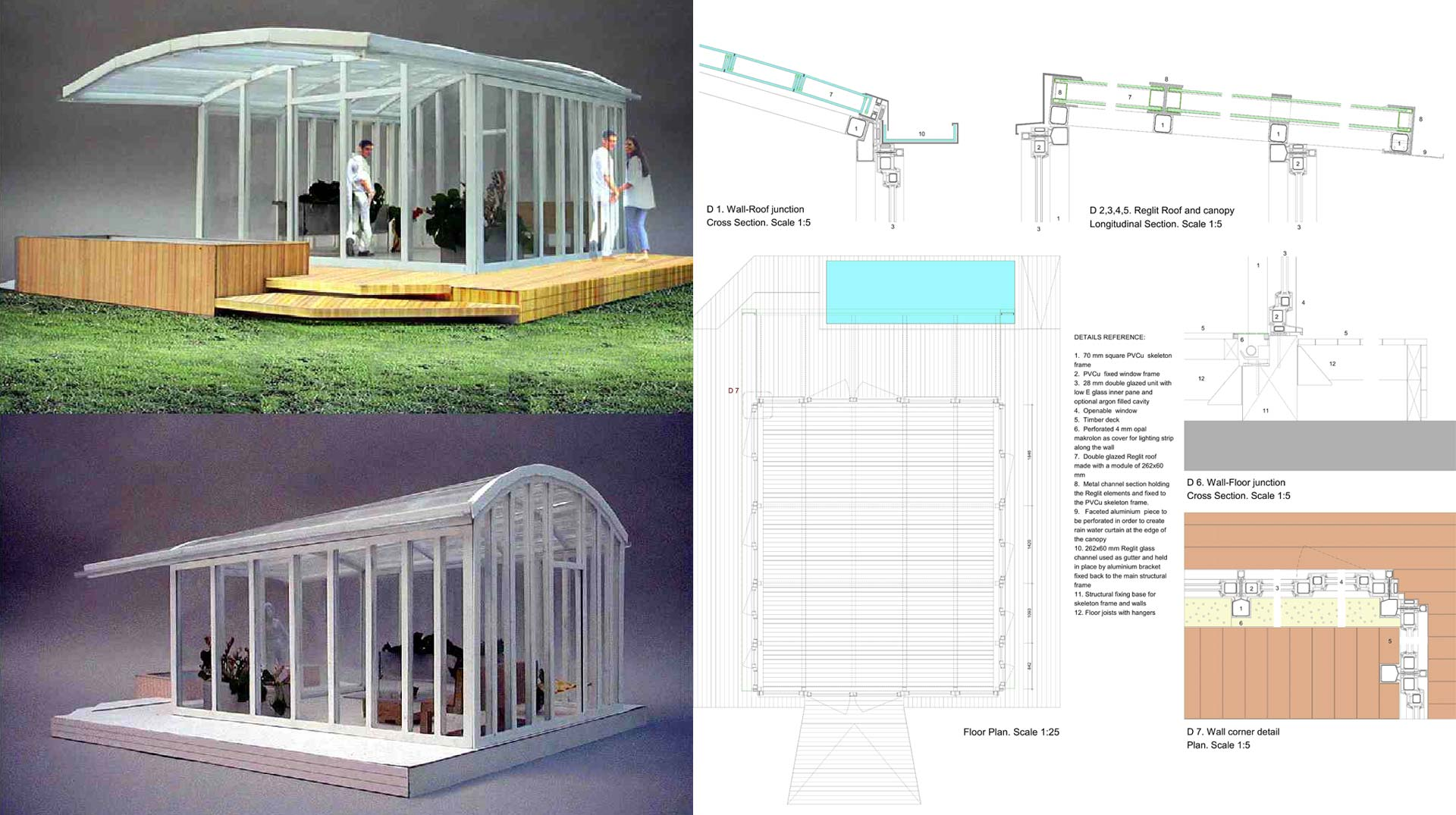 Competition: A contemporary conservatory.