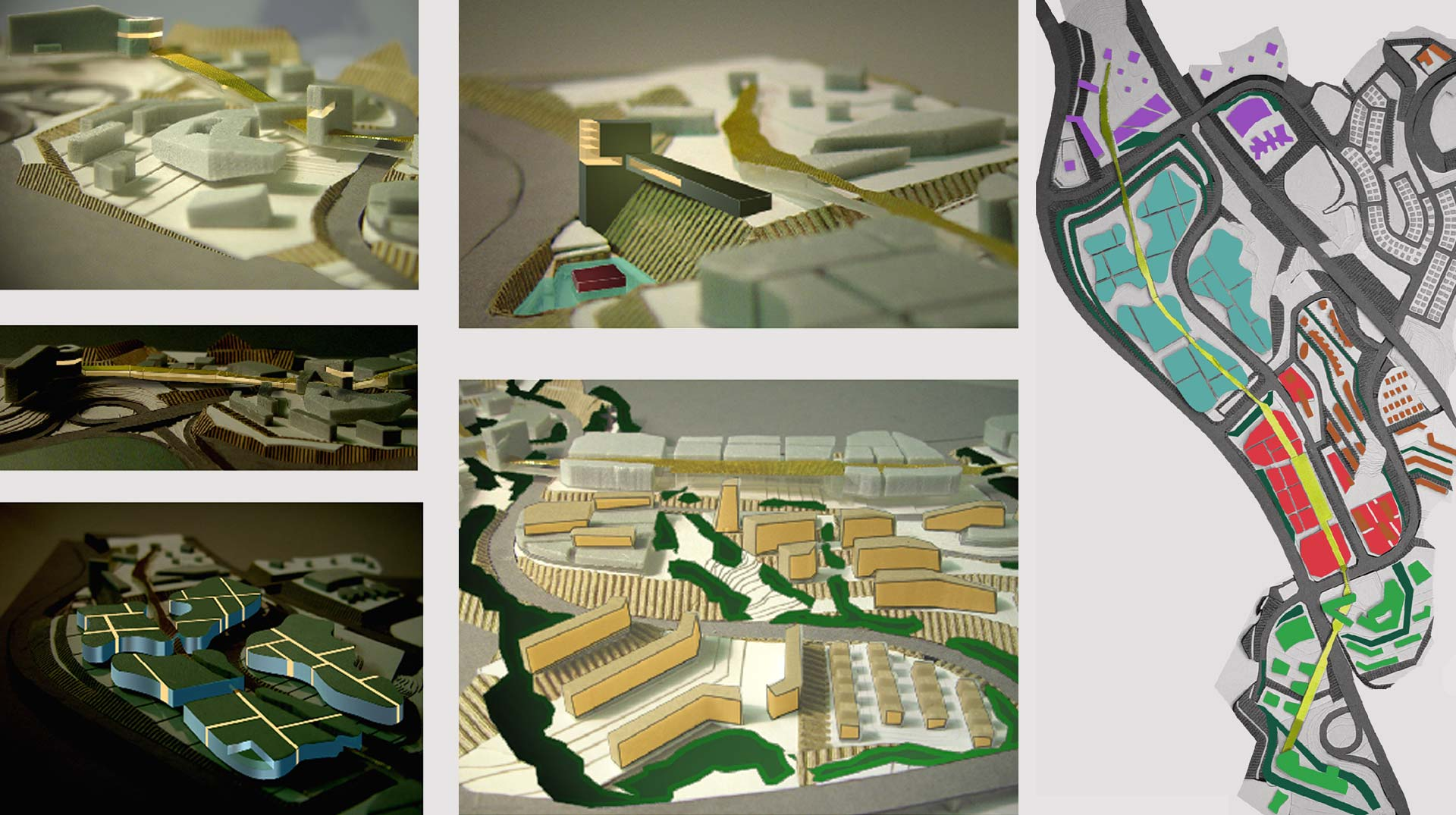 Concept for Tono Frontier Science Research New City